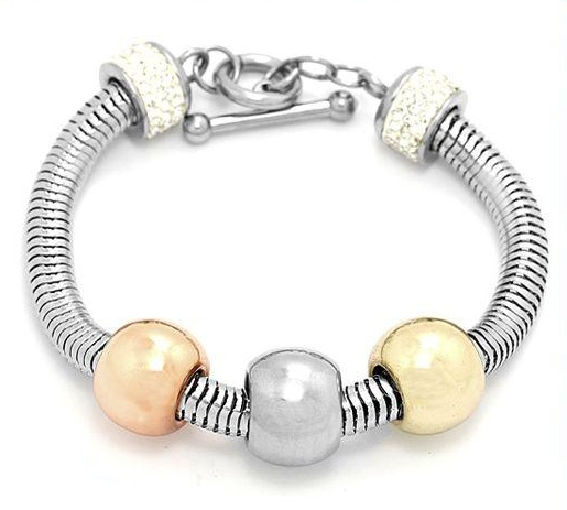 Fashion Stainless Steel Link Bracelet