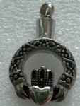 Stainless Steel Cremation Pendant