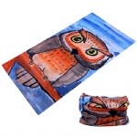 Headwear Outdoor Sports Sublimation Fishing Face Mask Custom Seamelss Bandana