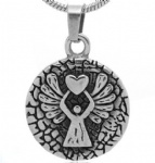 Custom Wholesale Pendant Stainless Steel Jewelry